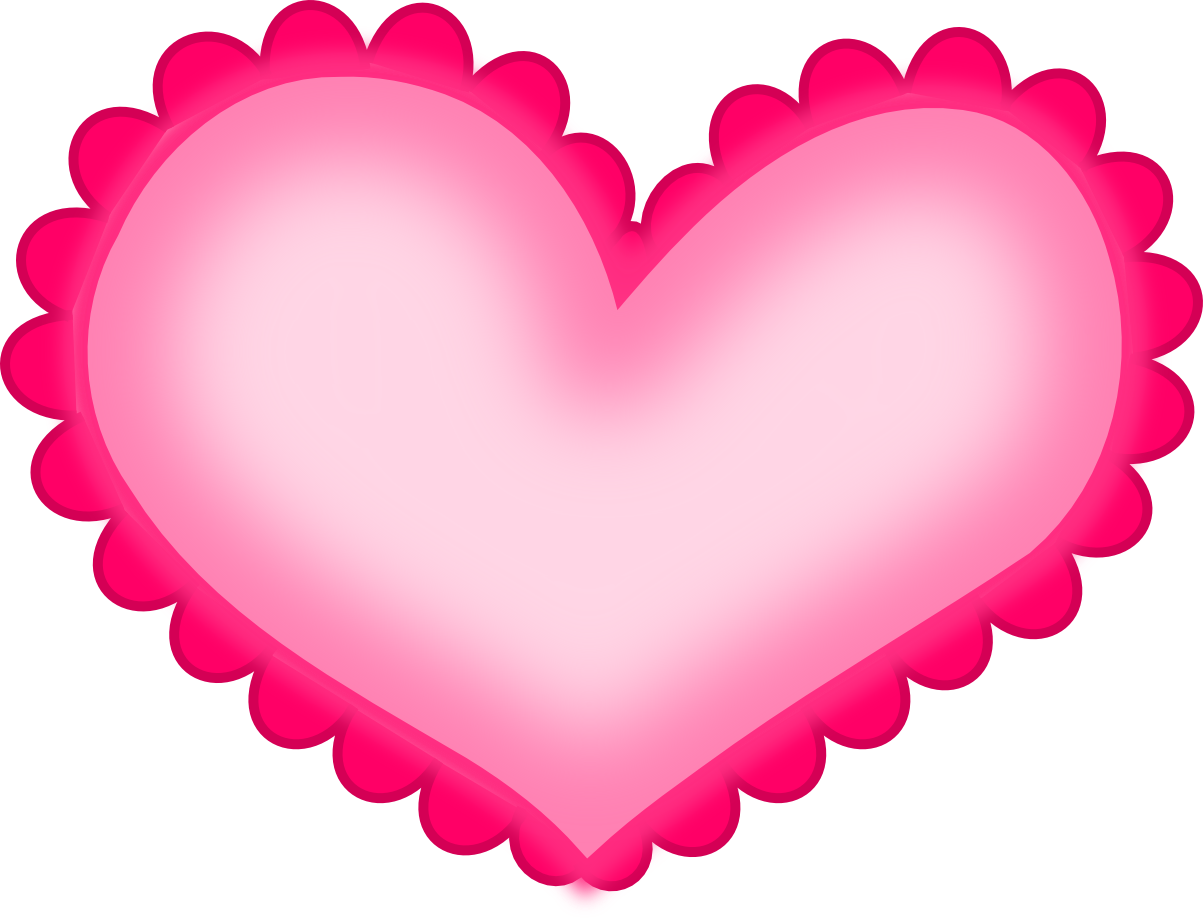 Pink Heart Outline Png Pink heart outline pinkPink Heart Outline Png