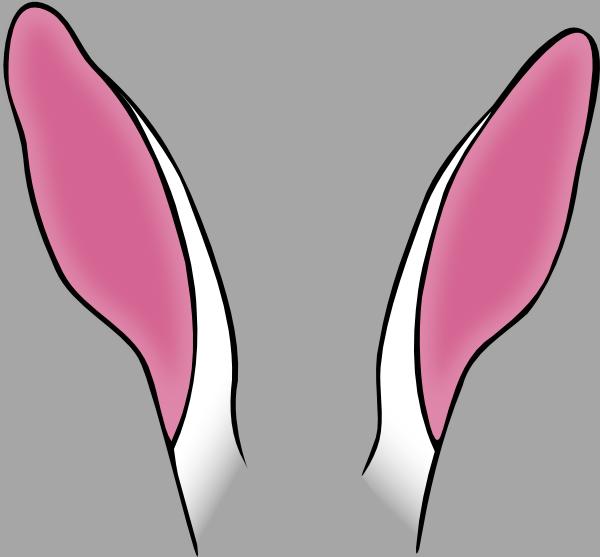 Rabbit Ears clip art - vector clip art online, royalty free ...