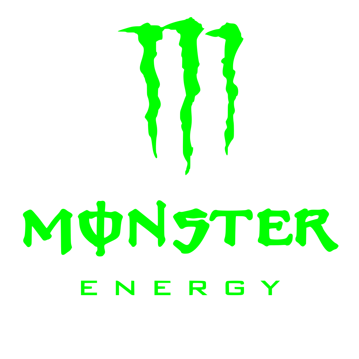 Monster Energy Logo Vector - ClipArt Best