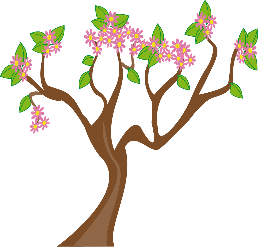 Spring clipart free - Clip Art Spring Tree 2012 April Clipartist Net