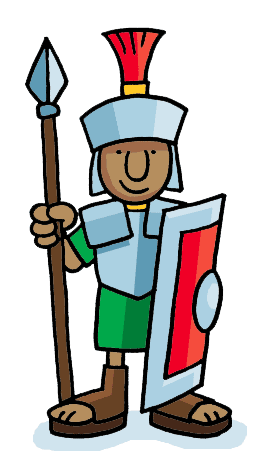 A Cartoon Roman - ClipArt Best