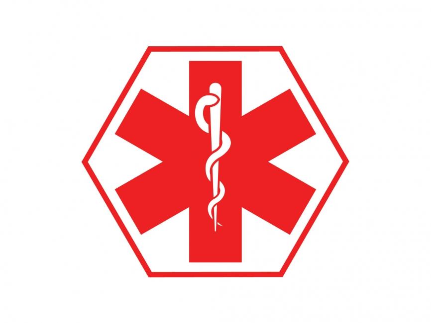 Medical Alert Symbol Vector Logo - COMMERCIAL LOGOS - Health ...