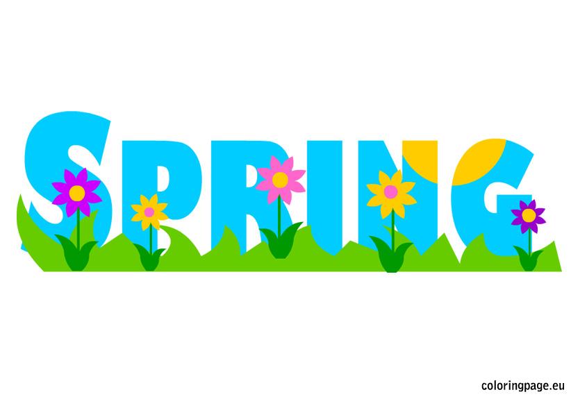 Spring Clip Art - Dr. Odd - ClipArt Best - ClipArt Best