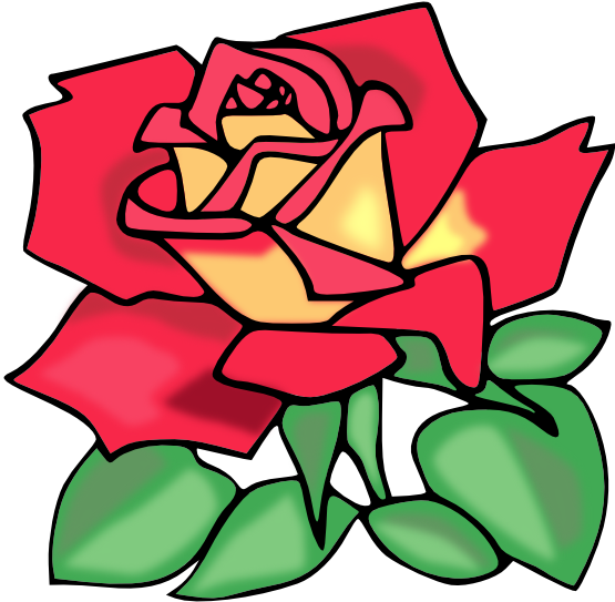 Rose Clip Art Free Download