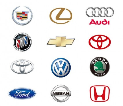 12 Automobile Logos Vector Vector logo - Free vector for free download