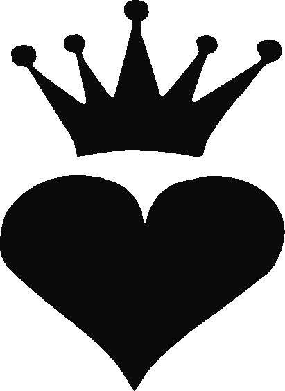 Heart Stencils - ClipArt Best