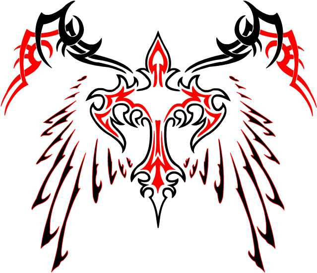 Tribal Crosses - ClipArt Best