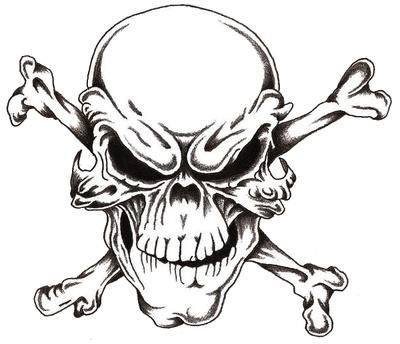 Dragon Skull Drawings - ClipArt Best