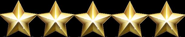 Image result for 5 golden stars