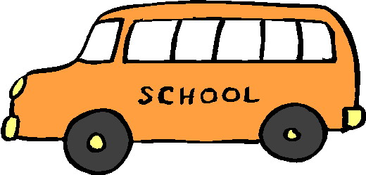 Animated Pictures Of A School Bus - ClipArt Best