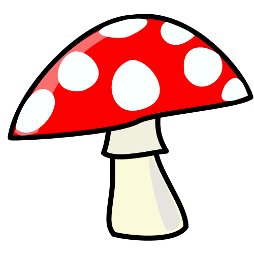 Free Mushrooms Clipart. Free Clipart Images, Graphics, Animated ...