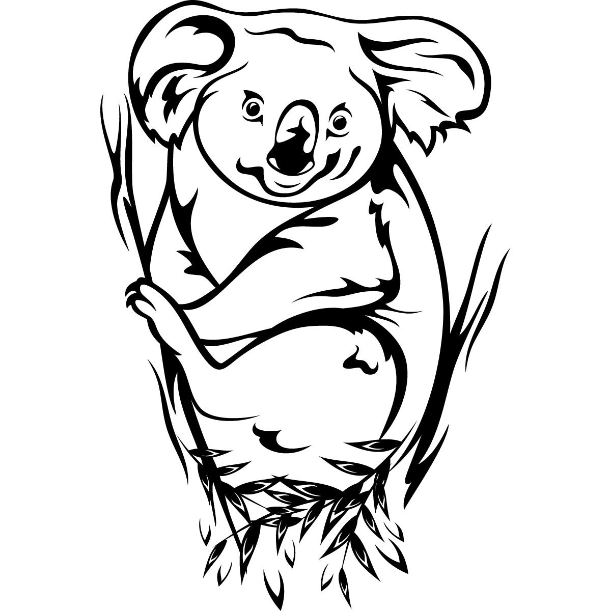 Koala Bear Clip Art - ClipArt Best