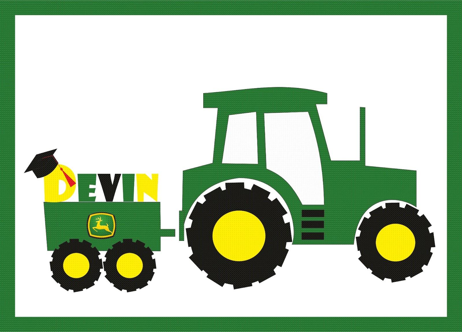 Clip Art Tractor John Deere ClipArt Best