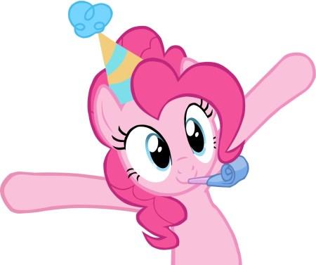 Gallery Pinkie Pie Birthday Party
