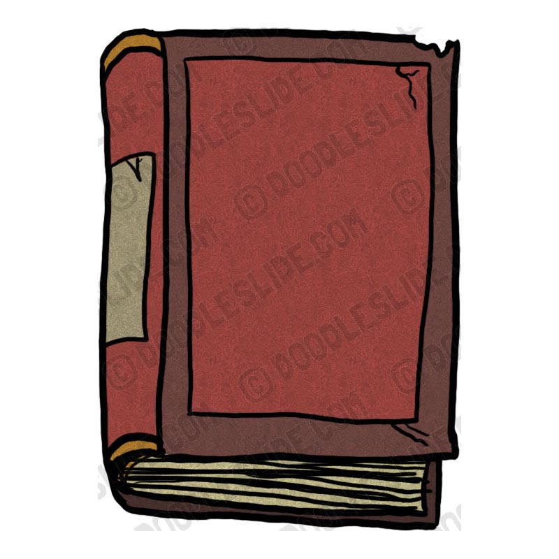 Old Fashioned Book Cover Clipart : Old book clip art clipart best