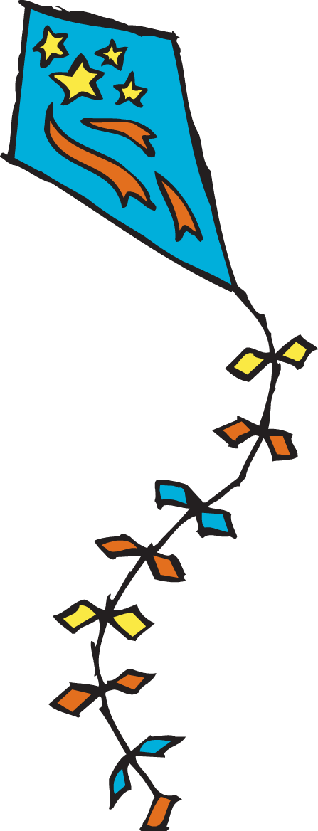 clipart images of kite - photo #49