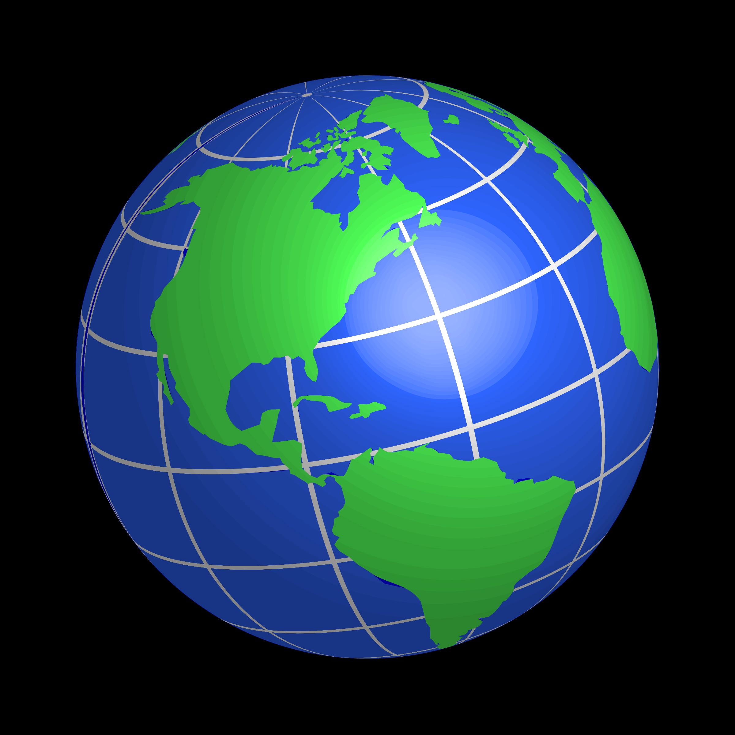 Line Art Globe : Globe line art clipart best