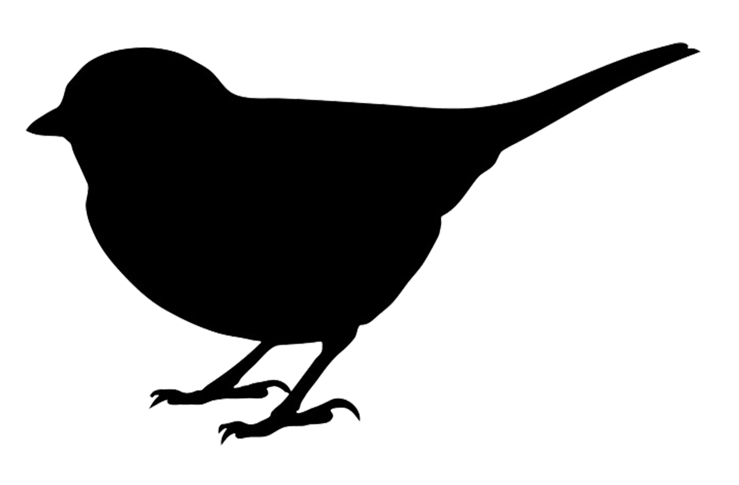 quail silhouette clip art - photo #4