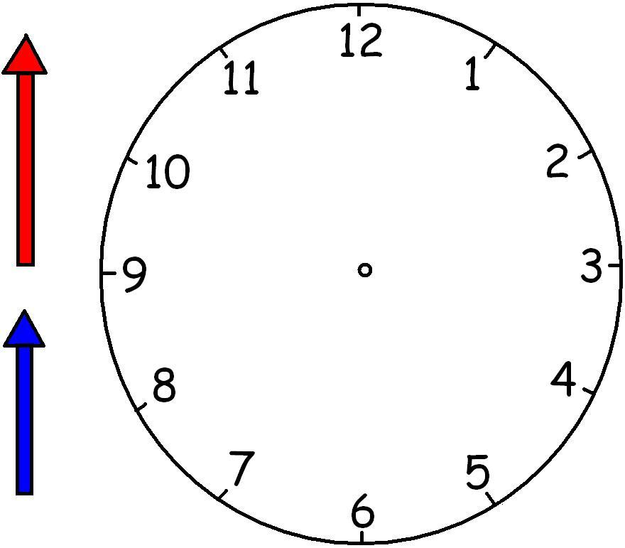 Clocks Without Hands Worksheets - ClipArt Best