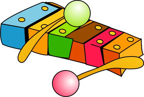 Free Clipart Xylophone