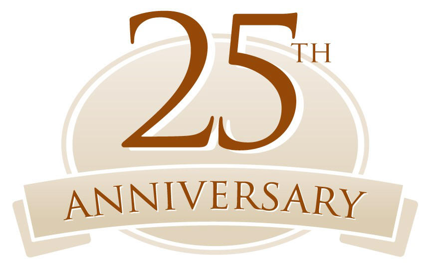 25th Anniversary - Invitation Templates - ClipArt Best ...