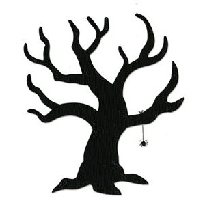 Spooky Tree Clipart - ClipArt Best