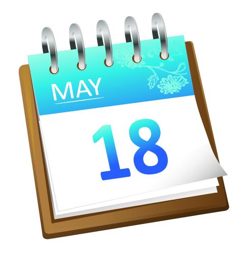 Calendar Icon Vector - ClipArt Best