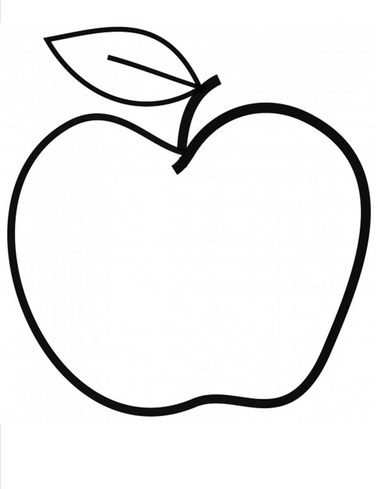 Apple Templates - ClipArt Best