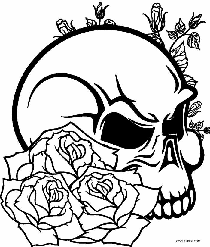 rose art coloring pages - photo#20