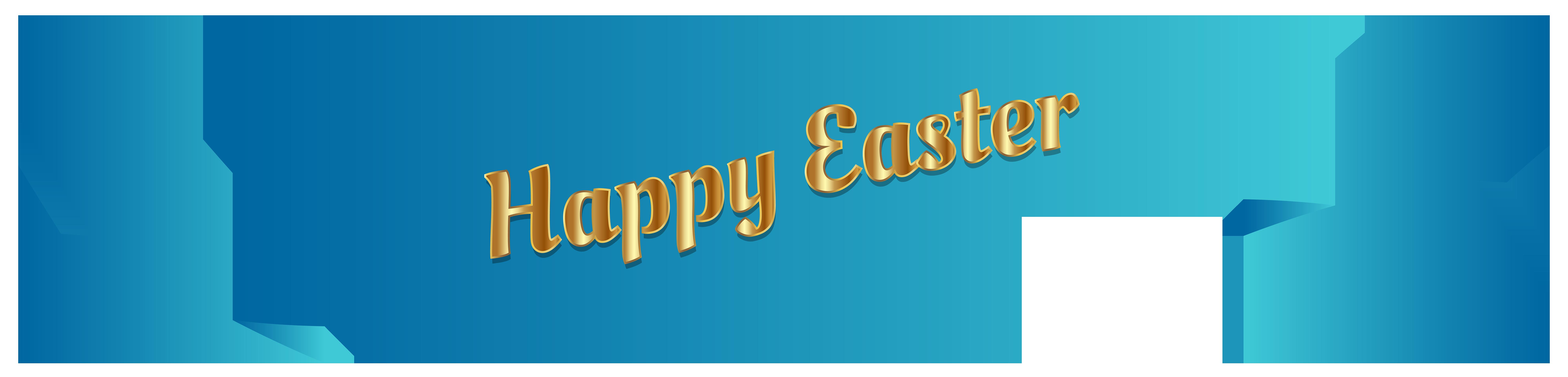 Easter Banner Clipart - ClipArt Best