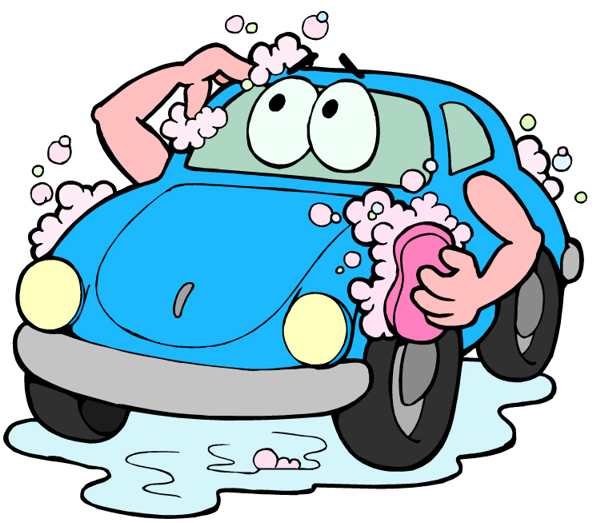 free cartoon car wash clipart - photo #13