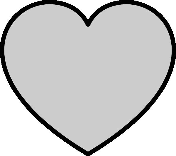 clip art heart template - photo #25