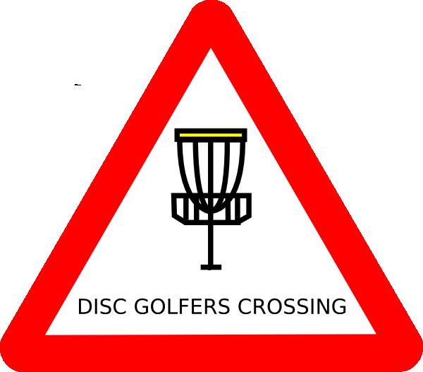 Free Disc Golf Clip Art