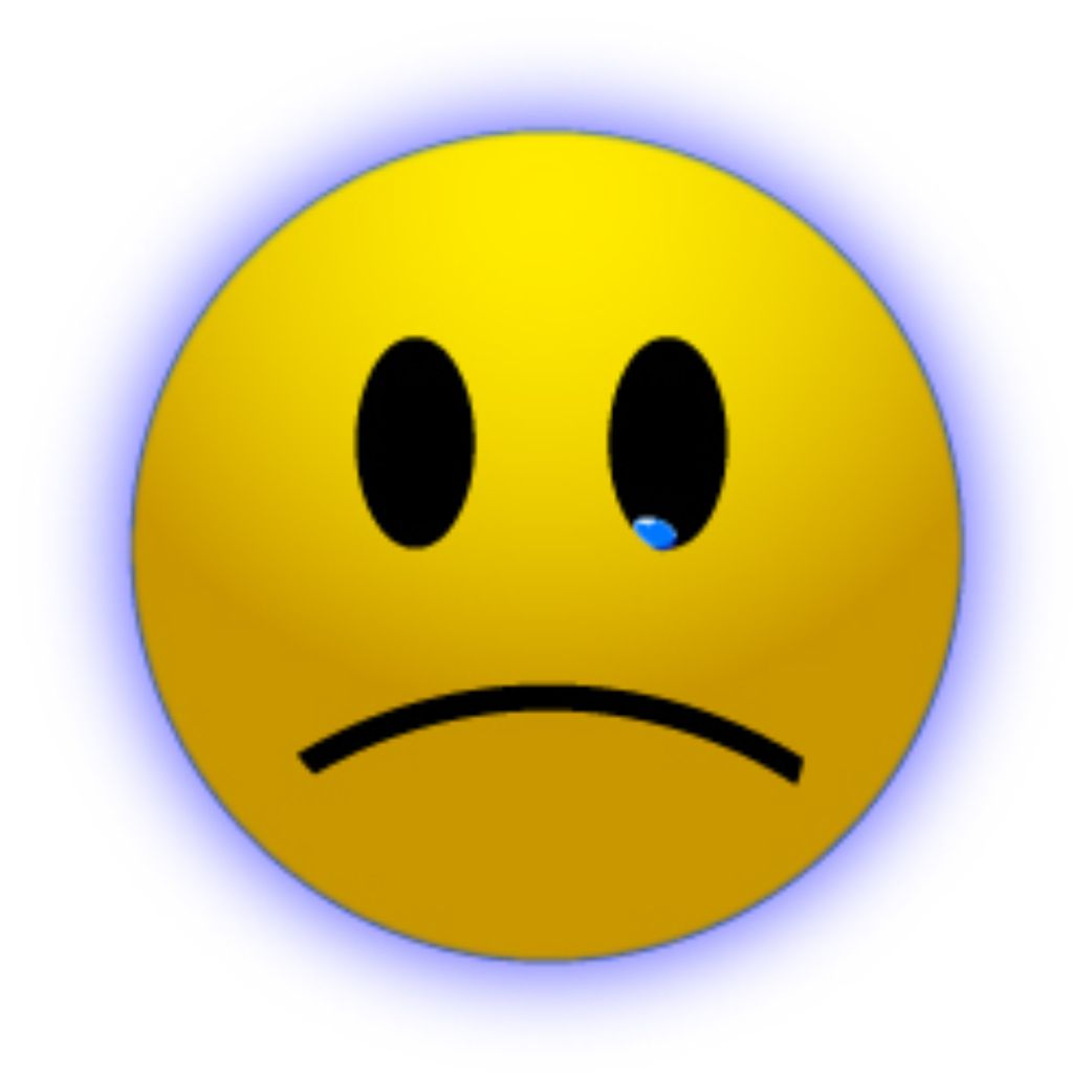 Sad Smiley Face Faces Download Free Animated - ClipArt ...