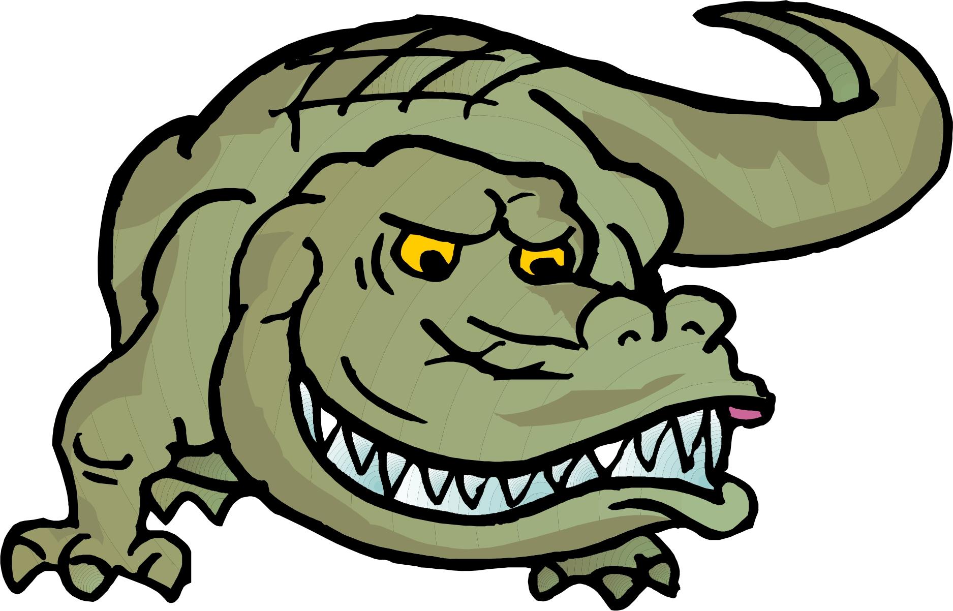 Cartoon Alligator - ClipArt Best - ClipArt Best