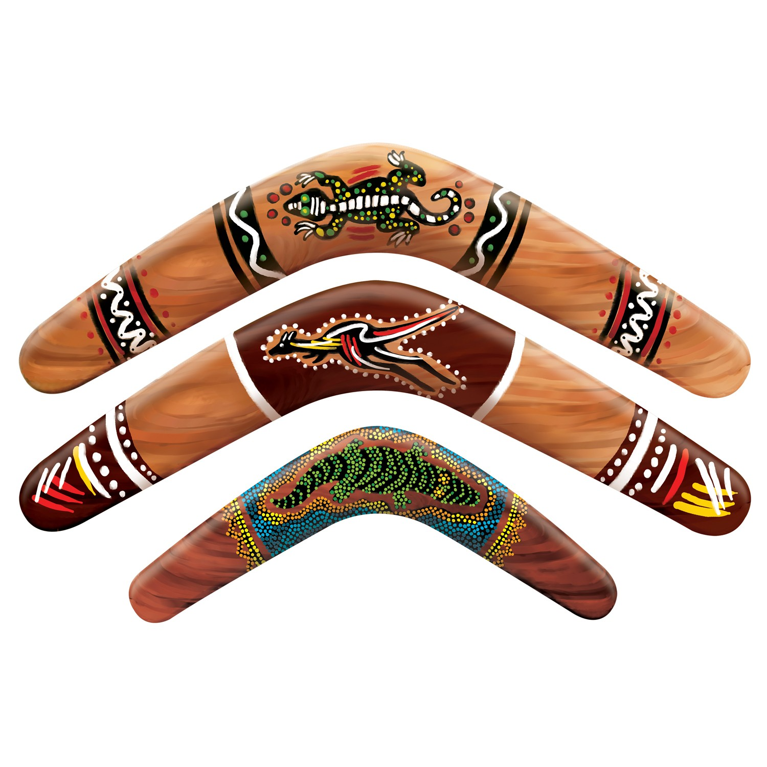 Australia boomerang clipart best for Australian decoration