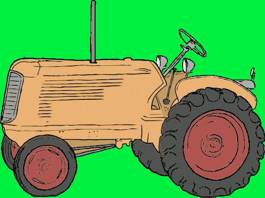 Tractor Clip Art Transparent : Farm pictures free clipart best