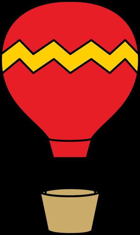 Hot Air Balloon Clip Art Images - ClipArt Best