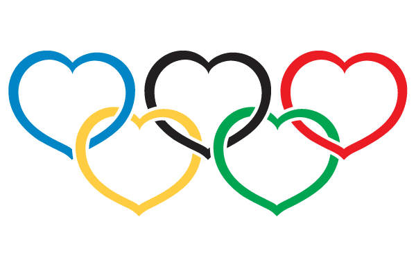 Olympic Symbol Vector - ClipArt Best