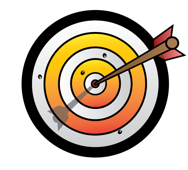 clip art arrow target - photo #34