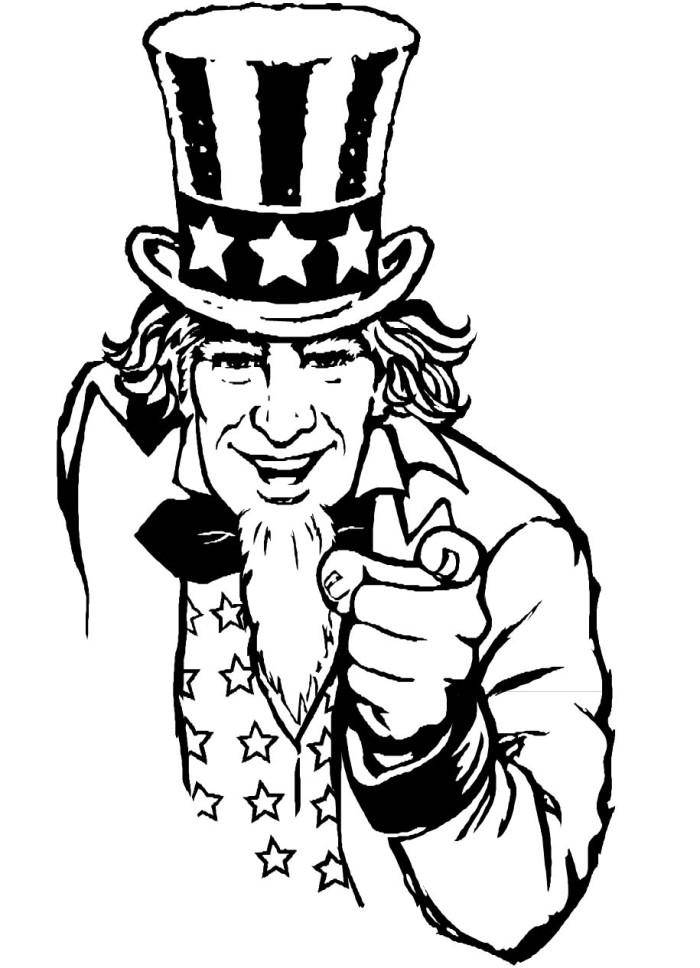 Uncle Sam Wants You Clip Art - ClipArt Best