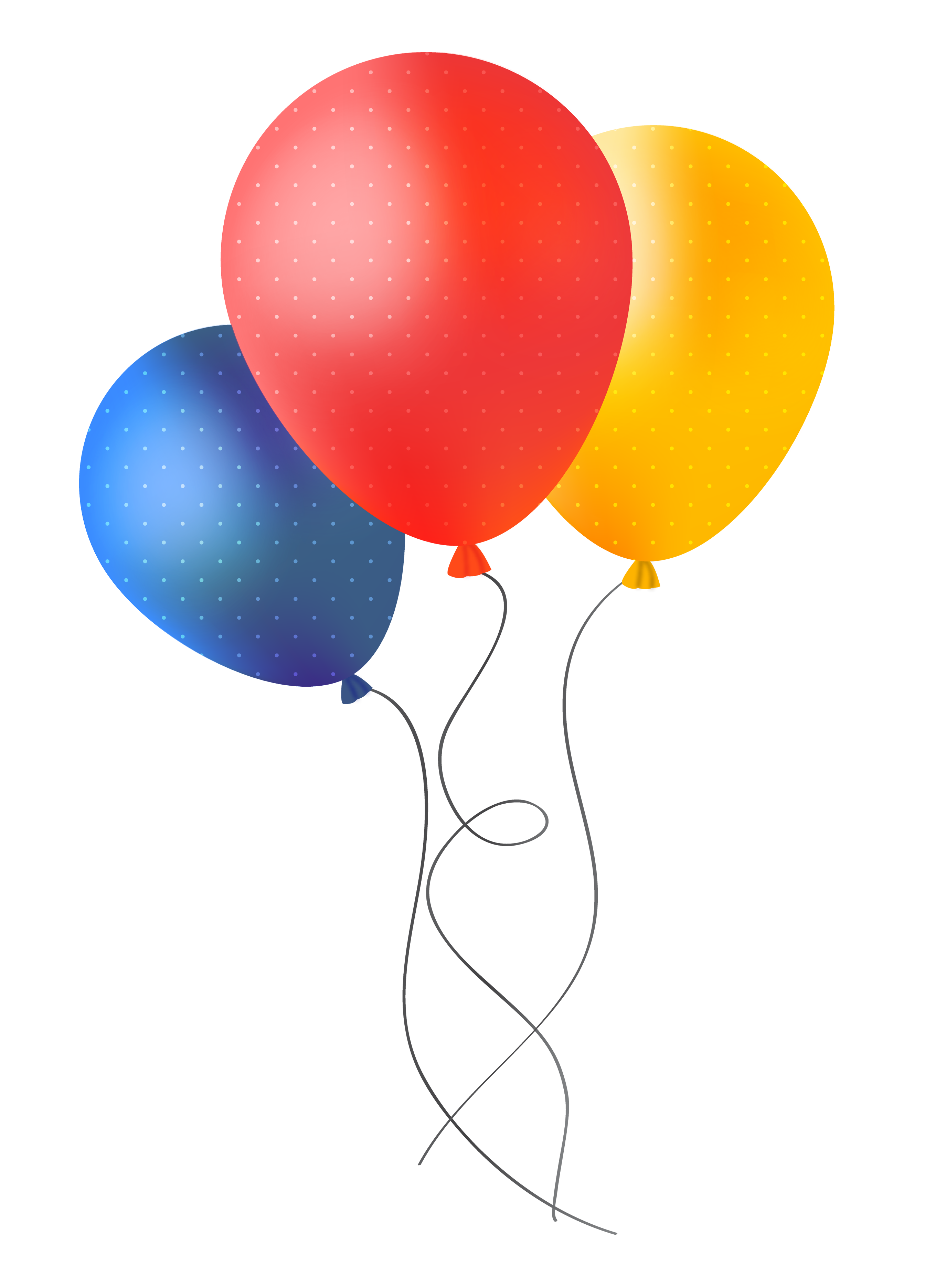 clipart balloons png - photo #11