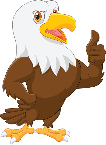 Eagle-cartoon - ClipArt Best