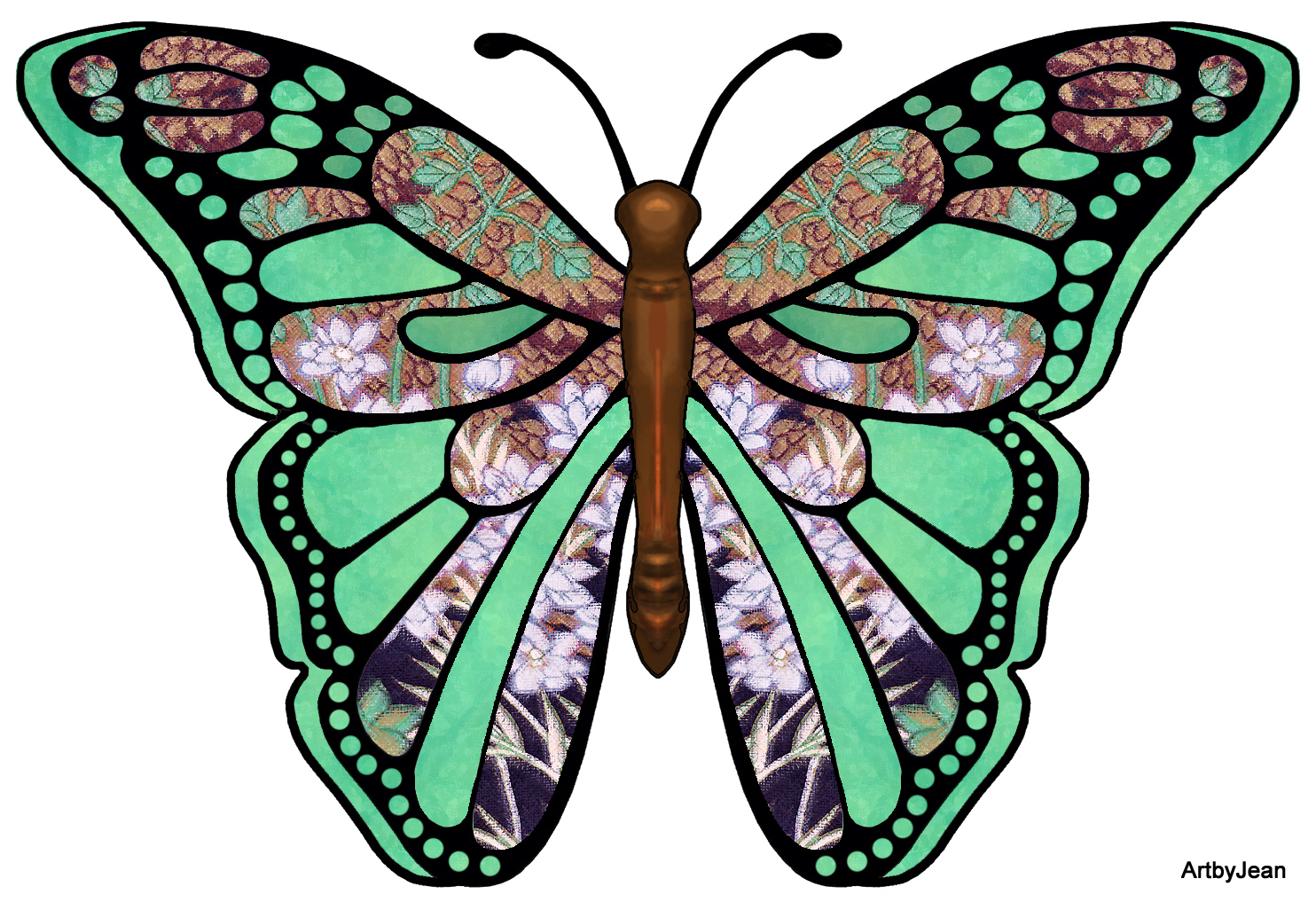 Butterfly drawings in pencil clipart best for How to make a butterfly drawing