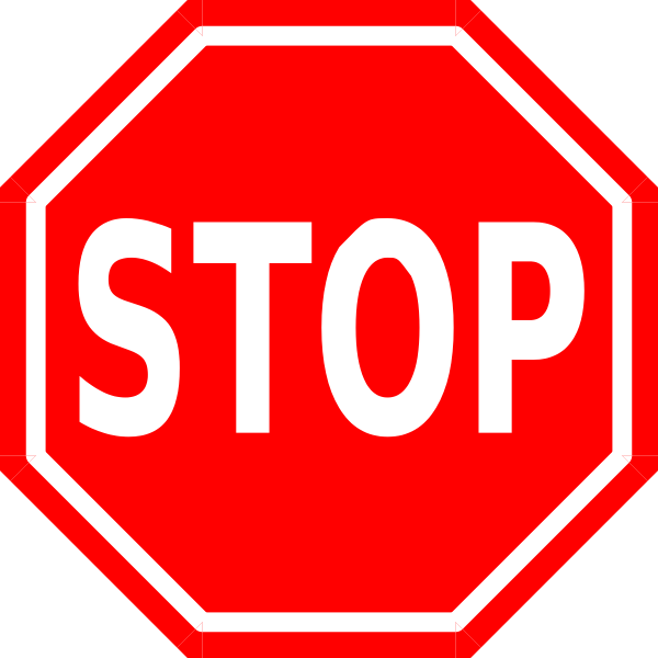 Stop Sign Hand - ClipArt Best