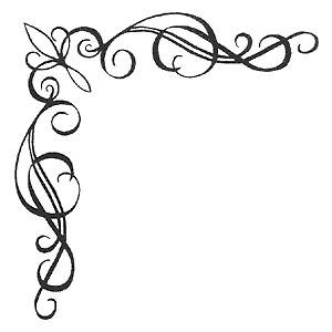 border filigree png clipart best