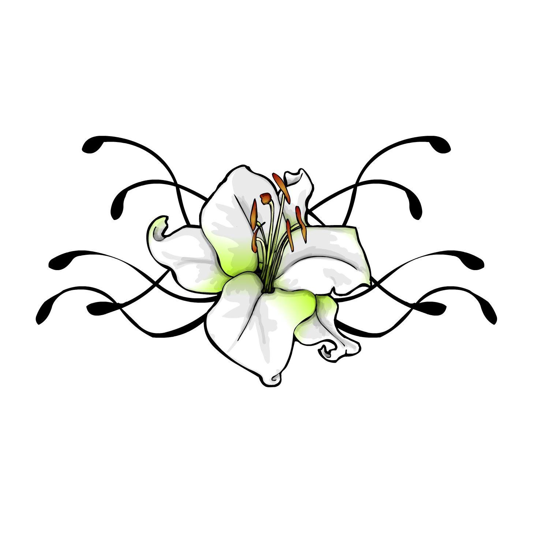 Simple Vine Designs - ClipArt Best