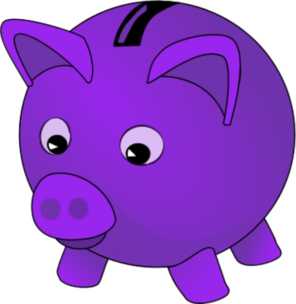 Piggy Bank Clip Art - ClipArt Best