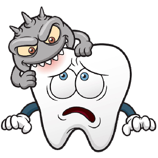Funny Teeth - Cartoon Picture Images