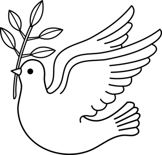 Christian Dove Clipart - Free to use Clip Art Resource